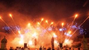Hatton Display by Blitz Fireworks