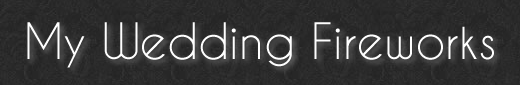 Myweddingfireworks logo
